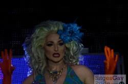 sitges gay pride queen