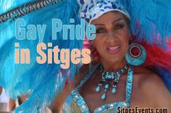 Gay Pride Sitges Gallery 2012